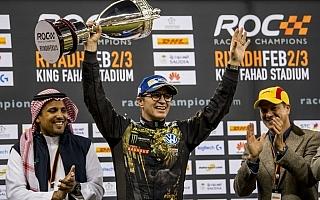 ペター・ソルベルグ、レースオブチャンピオンズで2位獲得