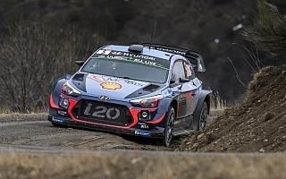 パッドン、WRCフィンランドに向けてラリーエストニアにWRカーで準備参戦