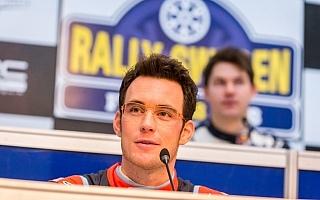 WRCスウェーデン:ヌービル「スーパーSSではあと3cm離れて走る」プレ会見