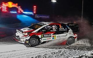 WRCスウェーデン:SS1を終えてタナック&ラトバラが1-2発進