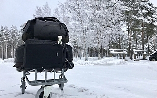 荷造りをして帰るッピ! ニャオキのホゲホゲWRC@スウェーデン日記その7