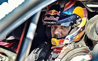 セバスチャン・ローブがWRCメキシコのテストに参加「すべて順調」