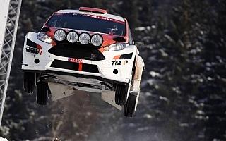 【速報】勝田貴元がWRC2部門優勝の快挙:WRCスウェーデン