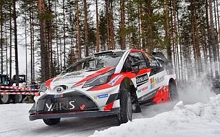 WRCスウェーデン事前情報:スタッドタイヤで駆け抜ける高速ウインターラリー