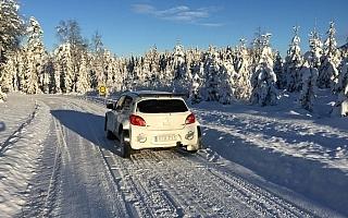 Mパート、WRCスウェーデンにR5相当仕様の三菱ミラージュを4台エントリー