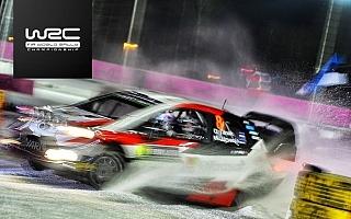 WRCスウェーデン:ヒュンダイ好調、先頭スタート勢は雪かき役で苦戦 SS1〜SS8まとめ