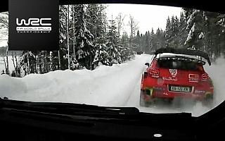 WRCスウェーデン:タナク、ミークと接触するアクシデント SS9〜SS12動画まとめ
