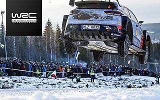 WRCスウェーデン ティザームービーを公開