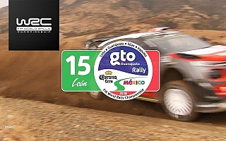 WRCメキシコ公式ティザームービー公開