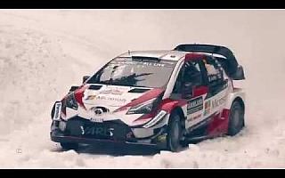 WRCスウェーデン:トヨタ1-2でスタート、シェイクダウン動画まとめ