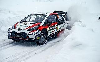 WRCスウェーデン:ラッピがパワーステージを制し総合4位でフィニッシュ
