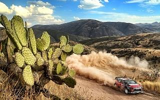 WRCメキシコ、シトロエンは6連勝経験者のセバスチャン・ローブを投入