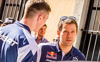 """""""セブ""""とまた優勝争いができれば最高だ──セバスチャン・オジエ:WRCメキシコ現地取材"""