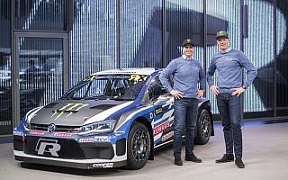 フォルクスワーゲン・モータースポーツが2018年の世界RXマシンを発表