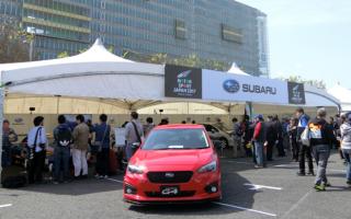 スバル「MOTOR SPORT JAPAN 2018 Festival in Odaiba」出展概要を発表