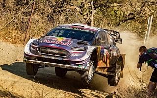 WRCメキシコ:セバスチャン・オジエ今季2勝目を飾る