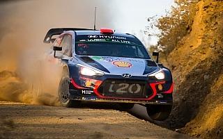 WRCメキシコ:競技2日目を終えて首位ソルド、2番手にローブ