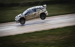 世界RXがシルバーストンで公式テスト、チャンピオンチームPSRXも順調