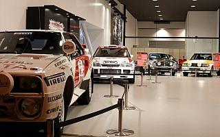 メガウェブの『三菱ラリー車 特別展示』行ってまいりました!