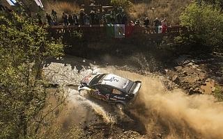 WRCメキシコで負傷のダニエル・バリット、コルシカ向けテストに不参加