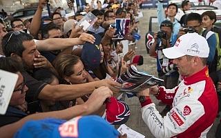 WRCメキシコ:ローブ「スタート前にこの順位は予想していなかった」デイ3コメント集