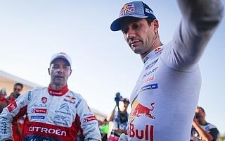 WRCメキシコ:オジエ「セブが戻ってきたのだと分かった」ポスト会見