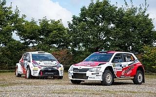 クスコレーシングが2018年の参戦計画を発表、APRCは特認ヴィッツ4WDとファビアR5の2台体制