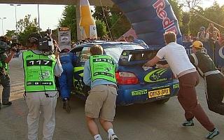【Martin's Eye】初開催のラリーメキシコ、ペターと新型インプレッサWRCデビュー戦の苦い思い出