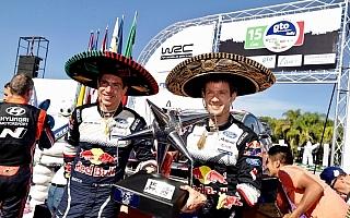 WRCメキシコ:オジエ「WRC参戦10周年を祝う最高の勝利」デイ4コメント集
