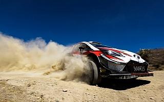 WRCメキシコ:最終日の全SSでヤリスがベストタイムを記録、ラトバラは総合8位