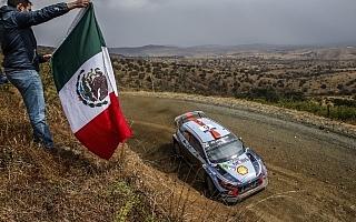 マニュファクチャラーズ選手権首位のヒュンダイ、WRCメキシコでリード死守に挑む