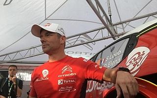 復帰戦のレッキを終えたローブ「まずはリズムを掴むこと」WRCメキシコ現地取材
