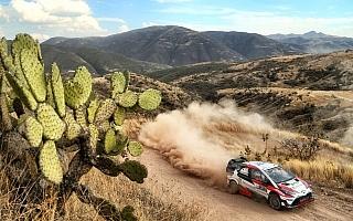 トヨタ、昨年の雪辱を期しWRCメキシコに3台のヤリスWRCで出場
