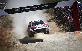 WRCメキシコ:デイ3を終えてラトバラが9位、タナクはターボトラブルでリタイア