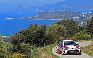 WRCフランス:シーズン最初のフルターマックラリーに3台のヤリスWRCが参戦