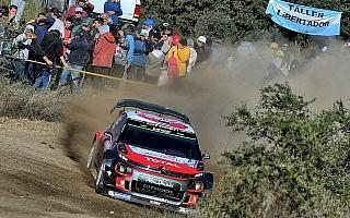 シトロエン、WRCアルゼンチンは今季初の3台体制