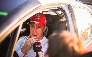 WRCフランス:ミーク「起きたことのないことが起きた」デイ2コメント集