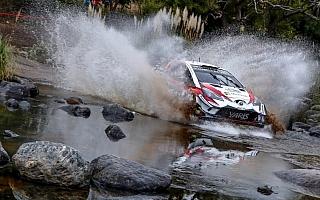WRCアルゼンチン:競技3日目を終えトヨタのタナクが盤石のリード