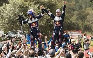WRCフランス:オジエ「もっと厳しい戦いになると予想していた」ポスト会見