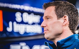 WRCフランス:オジエ「シリーズで戦うとは夢にも思ってなかった」プレ会見