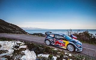 WRCフランス:首位のセバスチャン・オジエ、リードを広げ盤石の体制で最終日へ