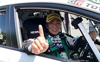 全日本ラリー丹後:【速報】勝田が鎌田を抑え切り今シーズン初勝利