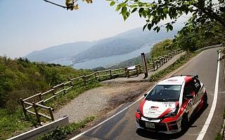 全日本ラリー丹後:TGR Vitz GRMN Rallyがデビュー戦で2位表彰台を獲得