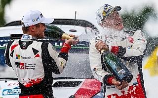 WRCアルゼンチン:タナック「本当に特別な勝利」デイ4コメント集