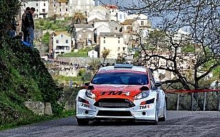 WRCフランス:勝田はWRC2部門8位、新井は9位で完走
