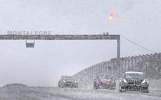 世界RXモンタレグレ:雪のファイナルでクリストファーソンが開幕2連勝、PSRXがWポディウム