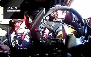 WRCフランス:シェイクダウン動画まとめ