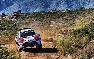 WRCアルゼンチン:苛酷なグラベルラリーに3台のヤリスWRCがチャレンジ