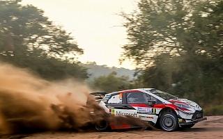 WRCアルゼンチン:デイ2、タナクが7SS中5本でベストタイムの快走「思い切って攻め続けた」