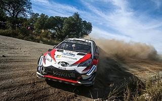 WRCアルゼンチン:3日目を終えてタナックが首位堅持、46.5秒差で最終日へ